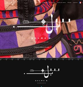Portfolio styliste salmab